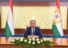 Поздравительное послание Лидера нации, Президента Республики Таджикистан уважаемого Эмомали Рахмона по случаю праздника Иди Курбон